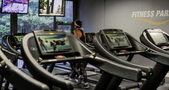 Espace de cardio training